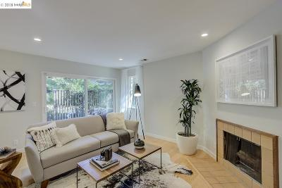 Emeryville Condo/Townhouse For Sale: 121 Temescal Circle