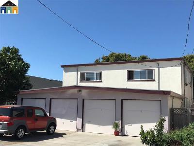 Richmond Multi Family Home For Sale: 5201 Burlingame Avenue