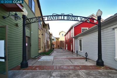 Danville Condo/Townhouse For Sale: 200 Railroad Ave #202