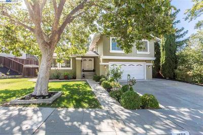 Pleasanton Single Family Home For Sale: 1273 Bordeaux St