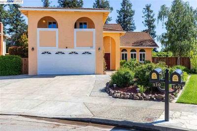 Fremont Single Family Home For Sale: 130 Estrella Rd
