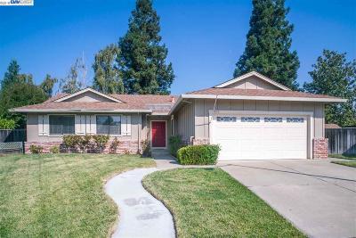 Pleasanton Single Family Home For Sale: 3038 Warrenton Ct