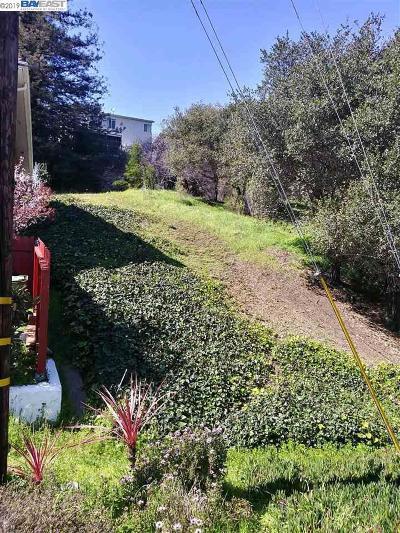 Oakland Residential Lots & Land For Sale: Oak Knoll Blvd
