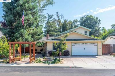 Pleasanton CA Single Family Home Price Change: $1,310,000