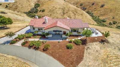 Sunol Single Family Home For Sale: 3522 Welch Creek Rd
