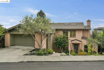 Oakland Single Family Home For Sale: 6077 Contra Costa Rd