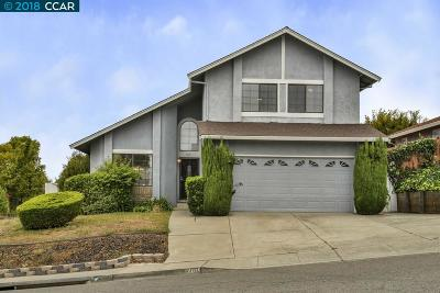 Vallejo Single Family Home For Sale: 200 Mitchell Ct