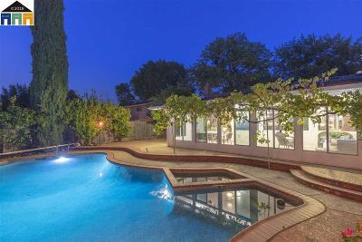 Walnut Creek Single Family Home For Sale: 227 Castle Rock Rd