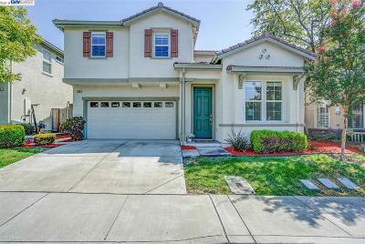 Union City Single Family Home For Sale: 126 Bellflower Ln