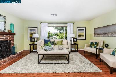 Concord Single Family Home For Sale: 2019 Altura Dr