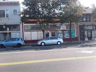 Oakland Commercial For Sale: 5383 Bancroft Avenue