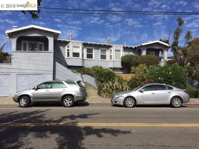 Oakland Multi Family Home Price Change: 3575 Lincoln Ave