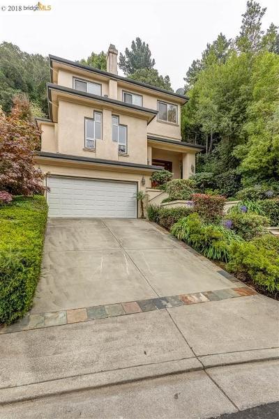 Oakland Single Family Home For Sale: 5565 Moraga Ave