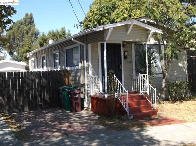 Oakland Single Family Home For Sale: 1839 100th Ave