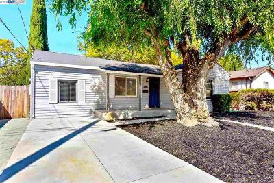 Concord Single Family Home For Sale: 2315 Crescent Drive