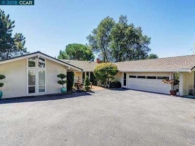 Orinda Single Family Home For Sale: 63 Via Floreado