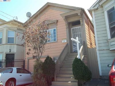 Single Family Home Pending Show For Backups: 1423 15th St
