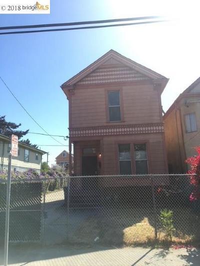 Single Family Home Price Change: 3232 Magnolia