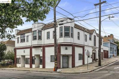 Oakland Multi Family Home For Sale: 2247 8th Ave