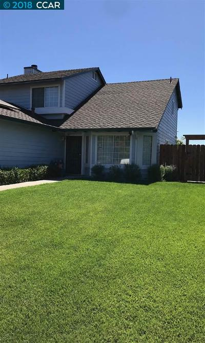 Vallejo Single Family Home For Sale: 167 Cotta Way
