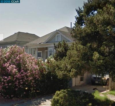 Oakland Single Family Home For Sale: 925 40th Ave