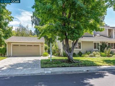 Danville CA Condo/Townhouse New: $875,000