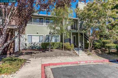San Ramon Condo/Townhouse For Sale: 211 Compton Cir #B