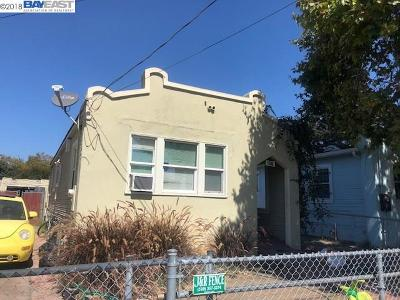 Oakland Single Family Home For Sale: 2273 86th Ave