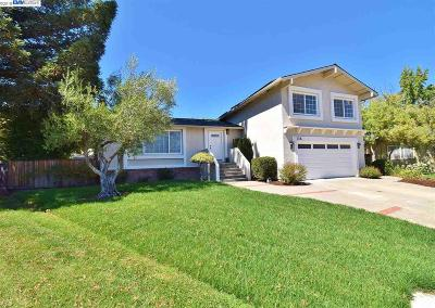 San Ramon Single Family Home For Sale: 136 Wilton Place