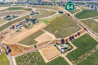 Livermore Residential Lots & Land For Sale: 203 Vallecitos Road