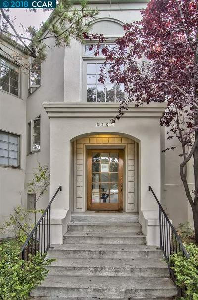 Berkeley Condo/Townhouse For Sale: 2301 Virginia St #1