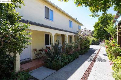 Berkeley Condo/Townhouse Price Change: 1654 San Pablo Ave #D