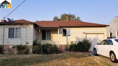 San Leandro Single Family Home For Sale: 480 Cascade Rd