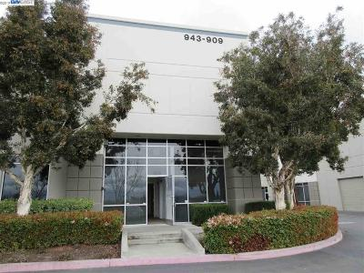 Fremont, Pleasanton, Concord, Walnut Creek Commercial Lease For Lease: 909 Corporate Way