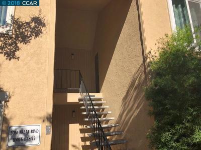 Concord Condo/Townhouse For Sale: 3051 Treat Blvd #116