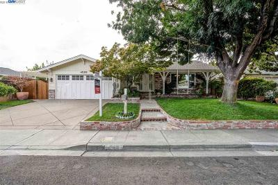 Pleasanton Single Family Home New: 4526 Carver Ct