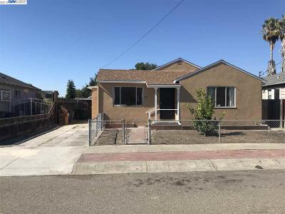 San Leandro Single Family Home For Sale: 1648 Gardner Blvd