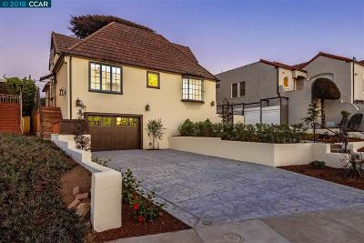 San Francisco Single Family Home For Sale: 80 Alviso St
