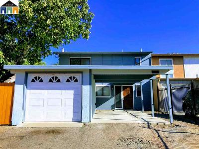 Richmond Single Family Home For Sale: 4115 Cutting Blvd