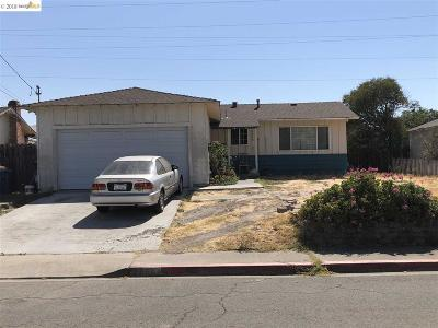 Bay Point Single Family Home For Sale: 2868 Clearland Cir