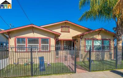 Oakland Multi Family Home For Sale: 2039 45th Ave