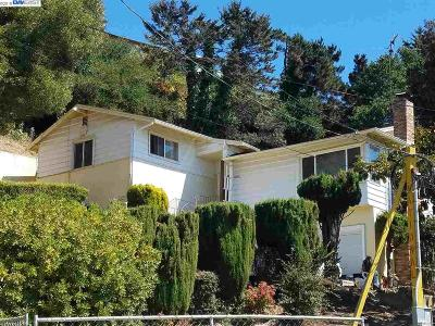 Oakland Single Family Home For Sale: 8430 Outlook Ave