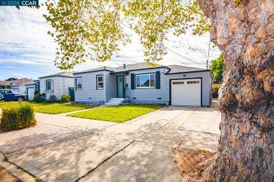 Richmond Single Family Home For Sale: 3260 Maricopa Ave