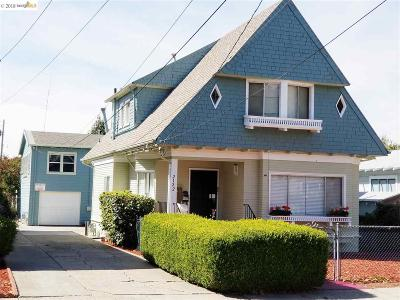 Berkeley Single Family Home For Sale: 2122 Ninth Street