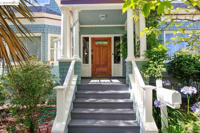 Berkeley Single Family Home For Sale: 2605 Ashby Ave