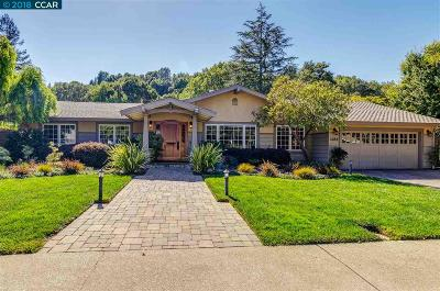Moraga Single Family Home New: 1288 Rimer Dr