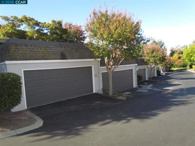 Walnut Creek Condo/Townhouse For Sale: 702 Tampico