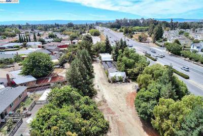 Fremont Residential Lots & Land New: 4440 Decoto Rd (Portion)