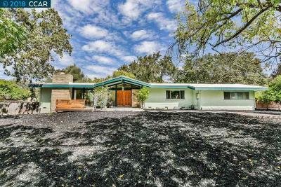 Walnut Creek Single Family Home Back On Market: 4200 Walnut Blvd