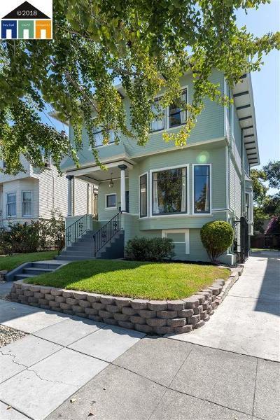 Oakland Single Family Home New: 1508 Magnolia